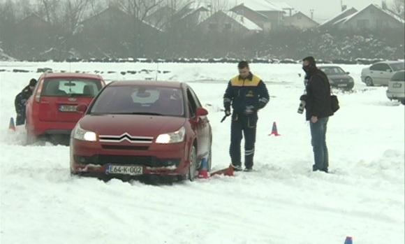 voznja na snijegu i ledu