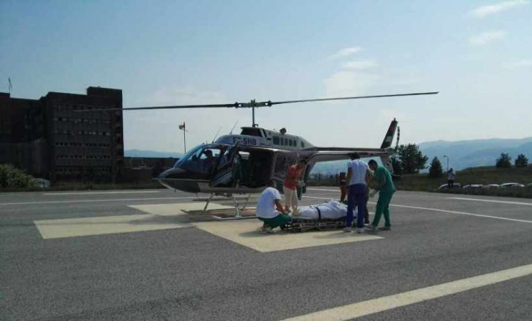 helikopterski servis