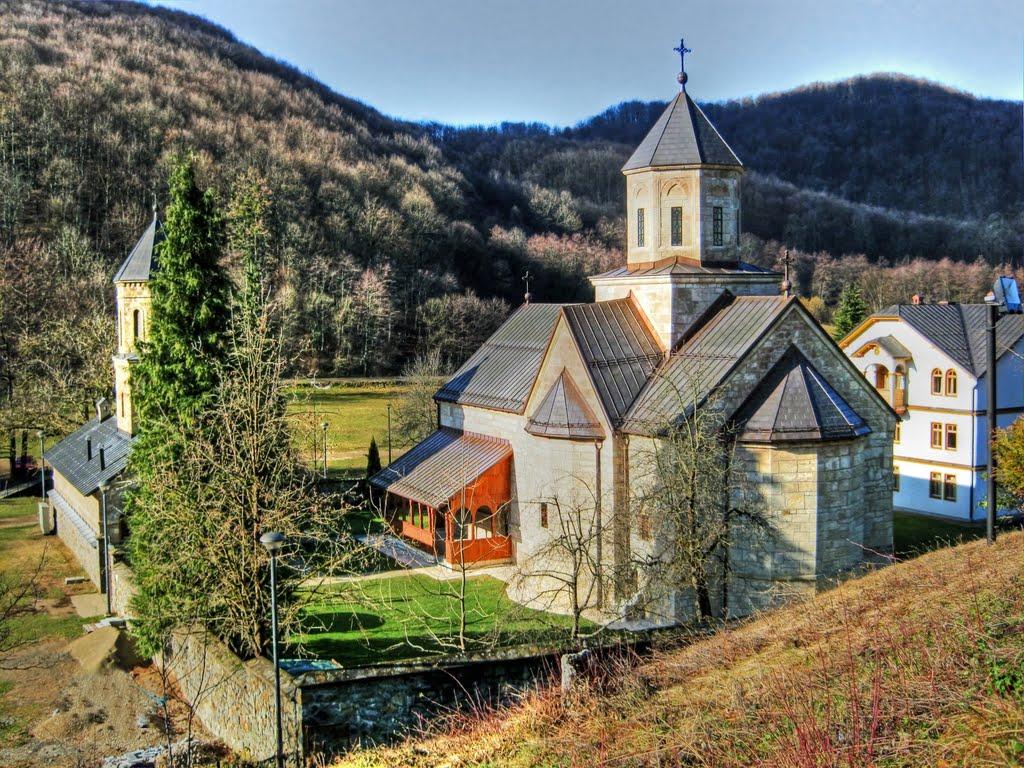 manastir mostanica kozarska dubica