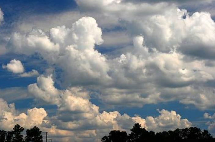 oblacno i suncano