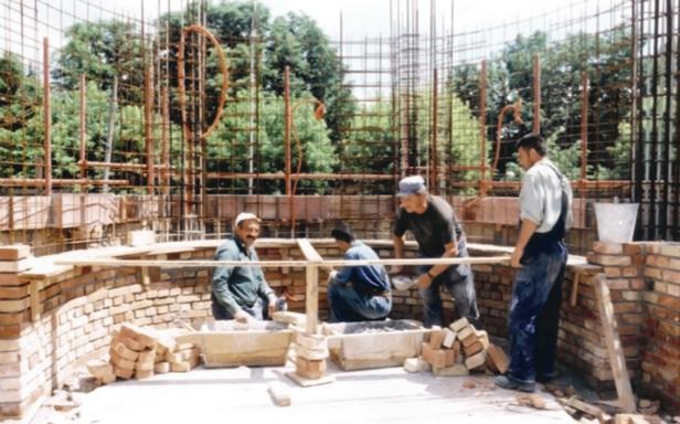 obnova hrama 2000. godine
