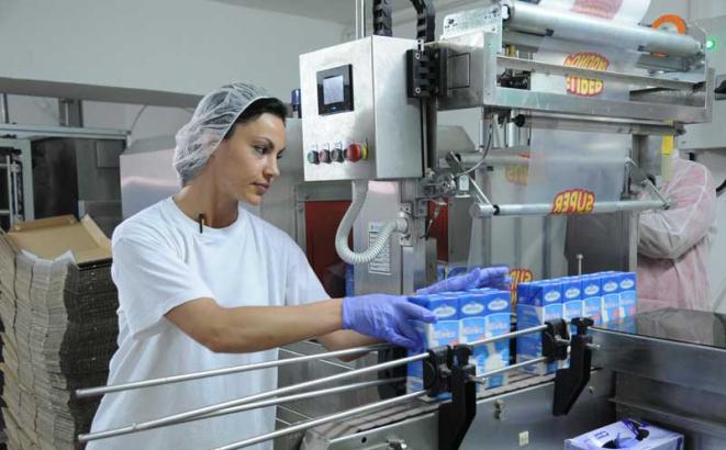 proizvodnja mlijeka