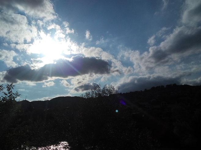 promjenljivo oblacno