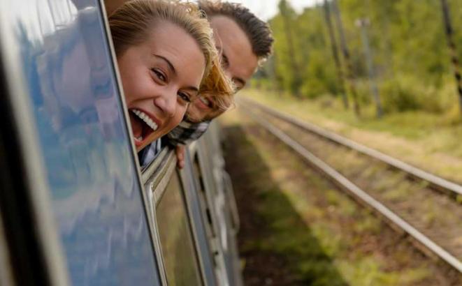 putovanje vozom mladi