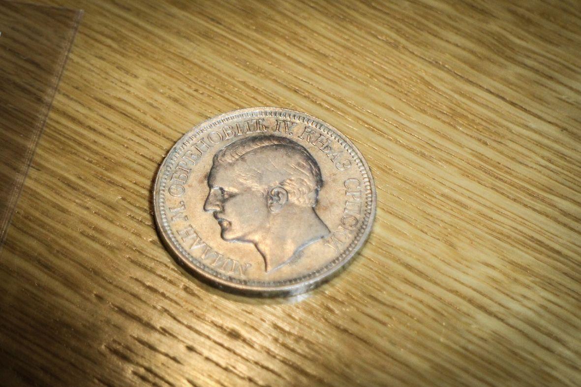 savo popovic numizmatika