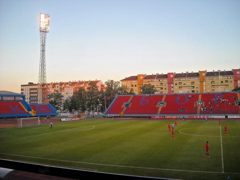 stadion borac