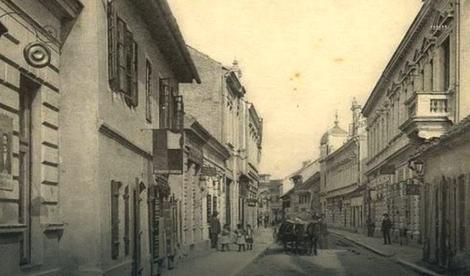stara gospodska ulica