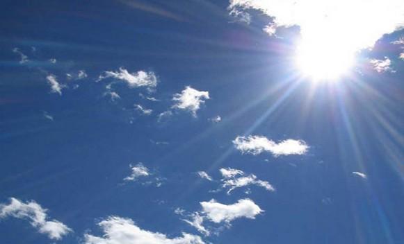 sunce oblaci