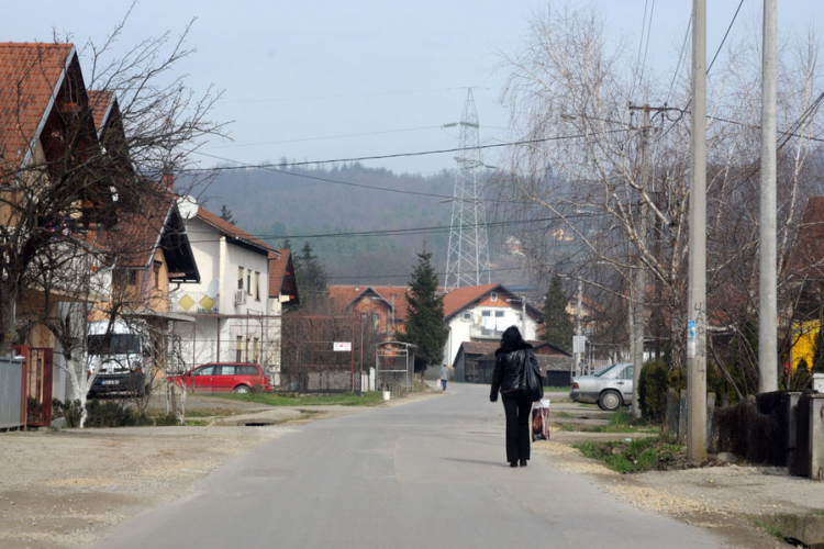 ulica naselje cesma