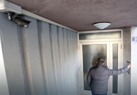 video nadzor zgrade