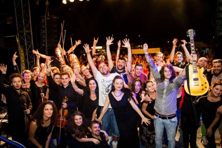 Rock simfonija