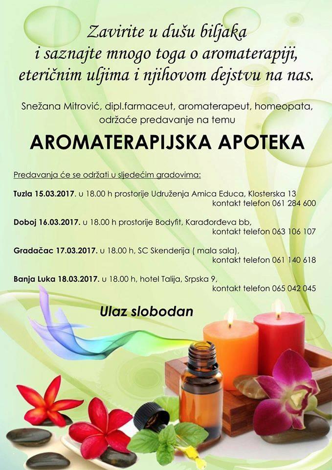 aromaterapijska apoteka