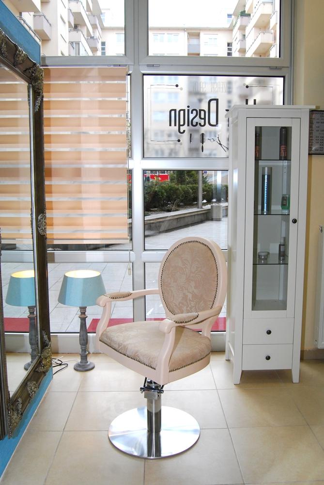 design frizerski salon