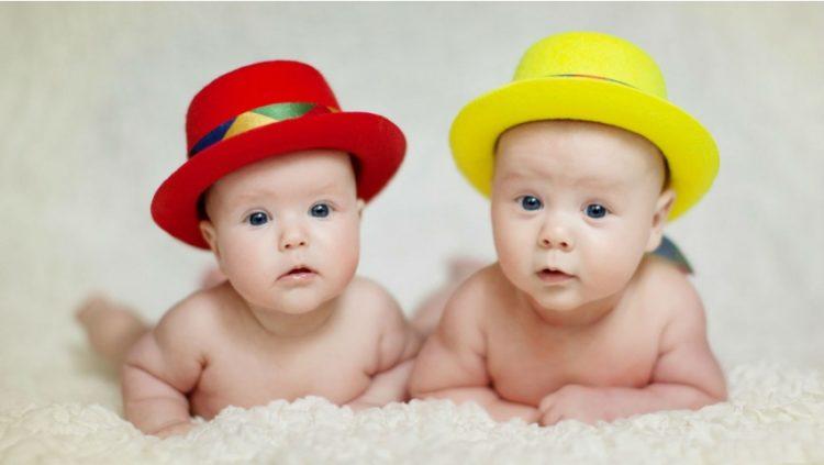 dve bebe