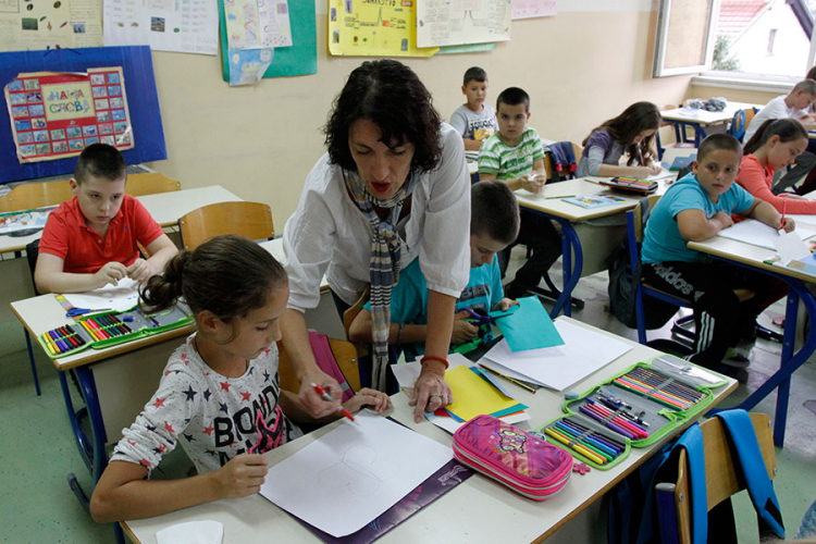 evidencija djece za upis u skolu