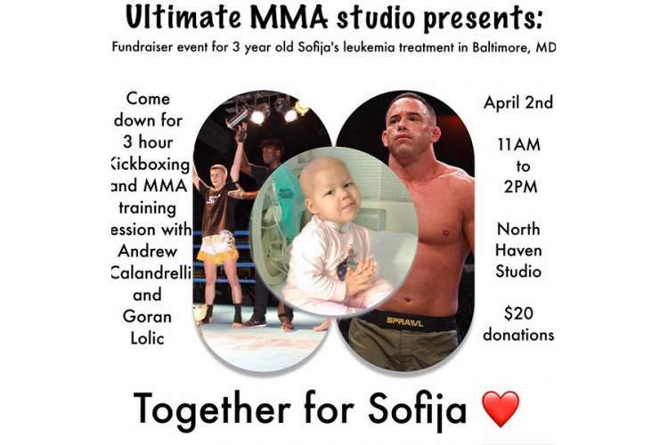 MMA borac, porijeklom iz Banjaluke, u borbi za Sofiju