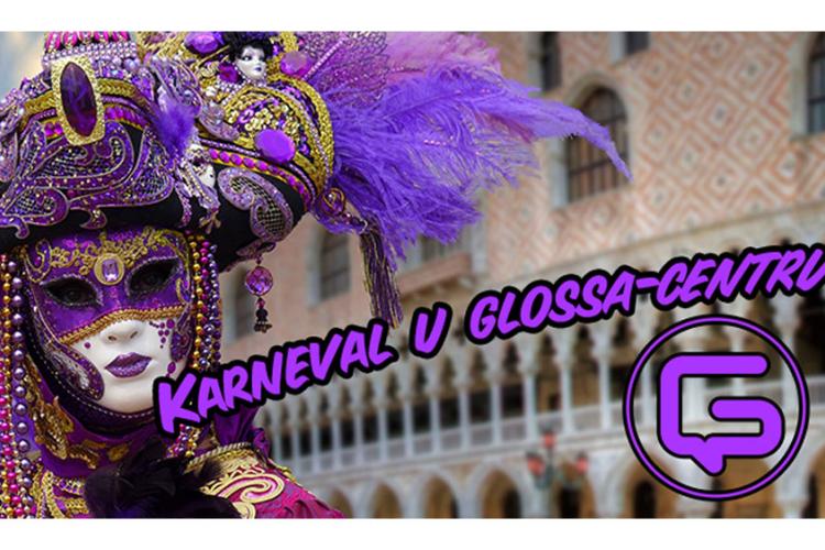 karneval glossa centar