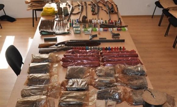 Banjaluka: Pronađeno oružje na dvije lokacije