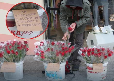 osmomartovska prodaja ruza
