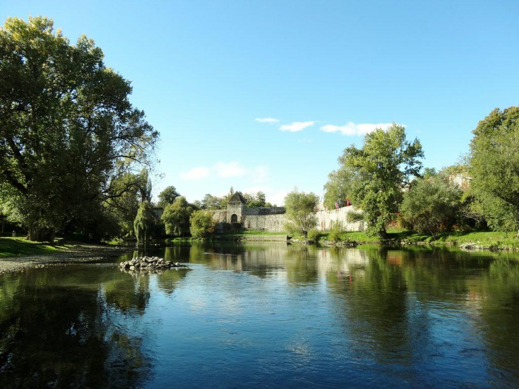 rijeka vrbas i kastel