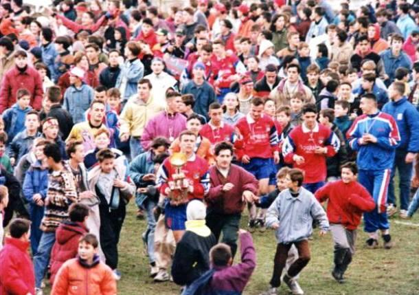 rudar borac 1995
