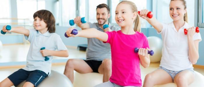 trening za djecu i roditelje