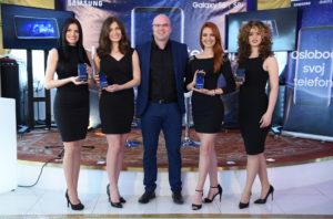1 BH promocija nove Samsungove perjanice S8 i S8+u Banja Luci