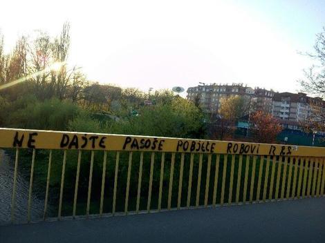 grafit venecija most