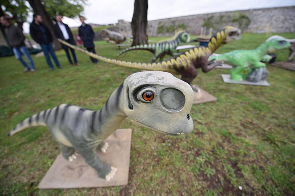 izlozba dinosaurusa