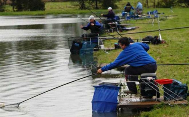 kup u ribolovu