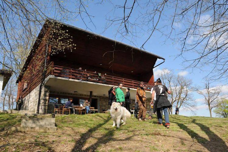 planinarski dom sibovi