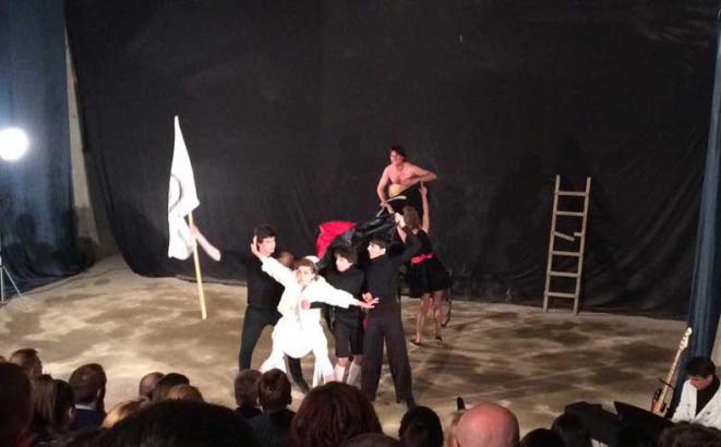 predstava kralj ibi