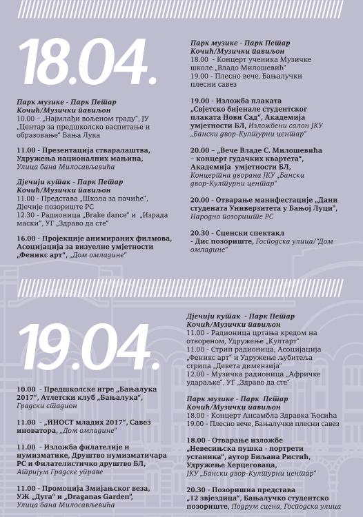 program dan grada