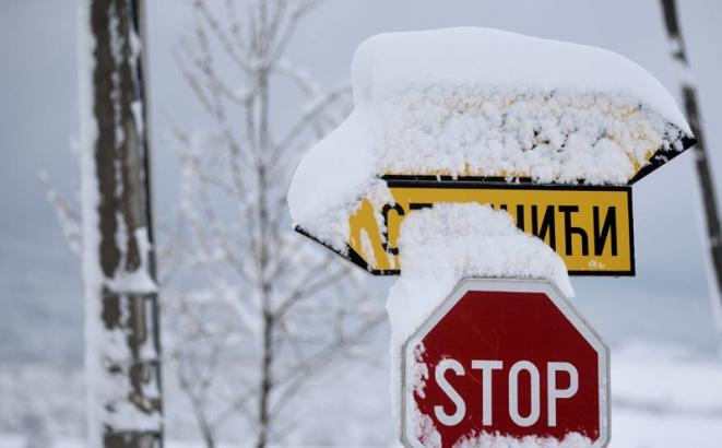 stricici snijeg
