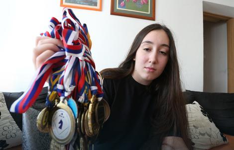 tijana babic medalje