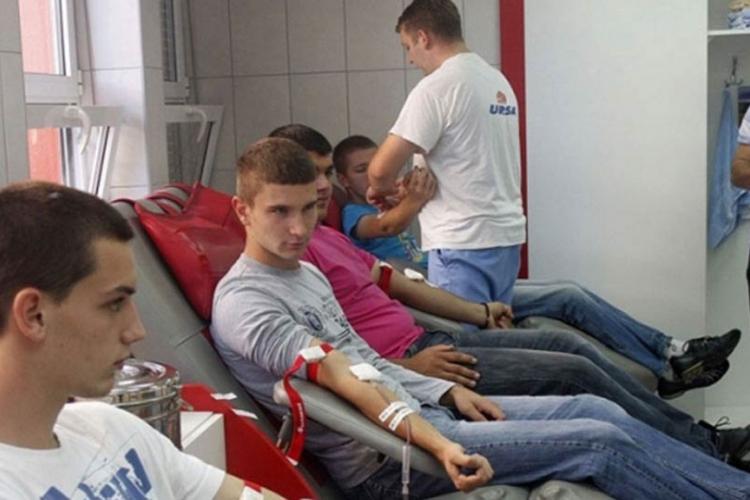 ucenici darivanje krvi