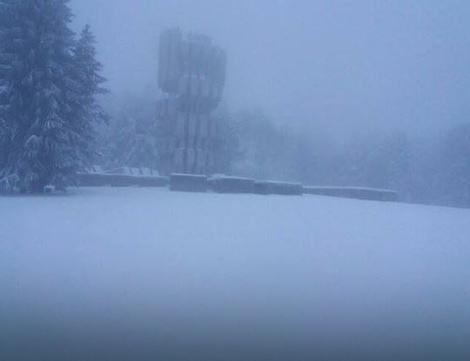 kozara snijeg
