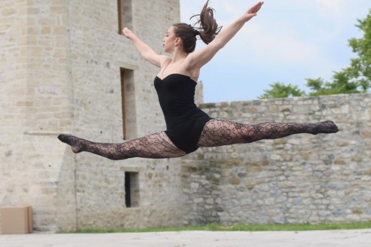 balerina kastel