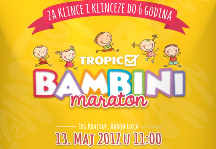 bambini maraton