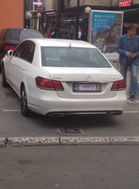 banjaluka parkiranje