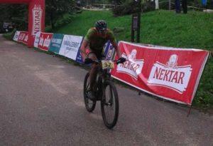 biciklisticka trka banj brdo