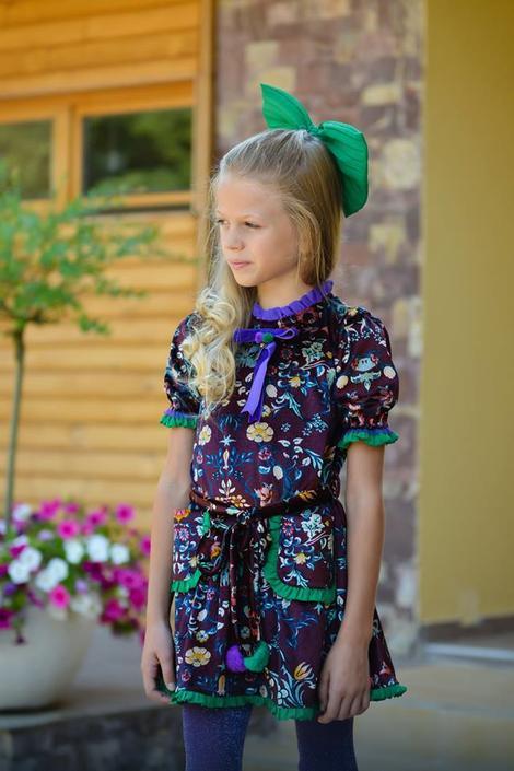 haljina djecija moda
