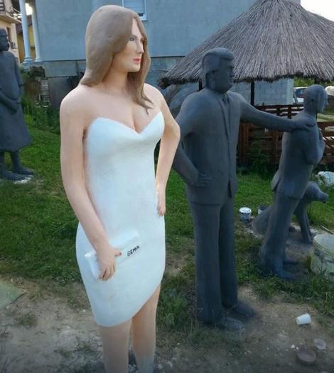 kip melanije tramp