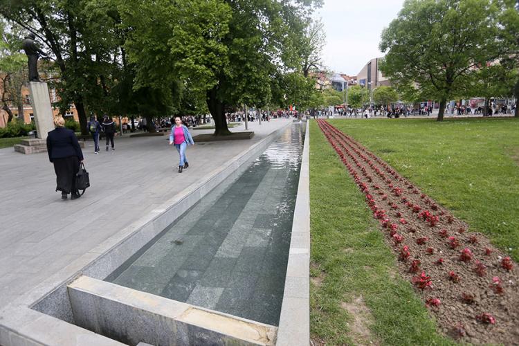 park petar kocic fontana