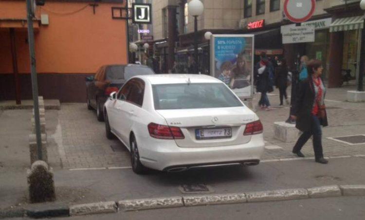 parkiranje centar