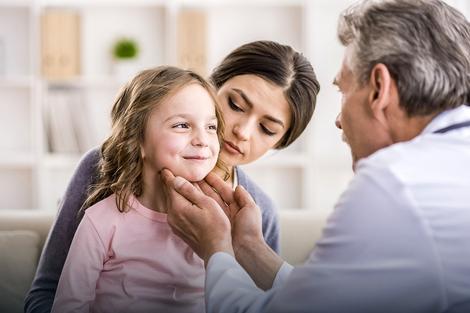 pedijatrijski pregled