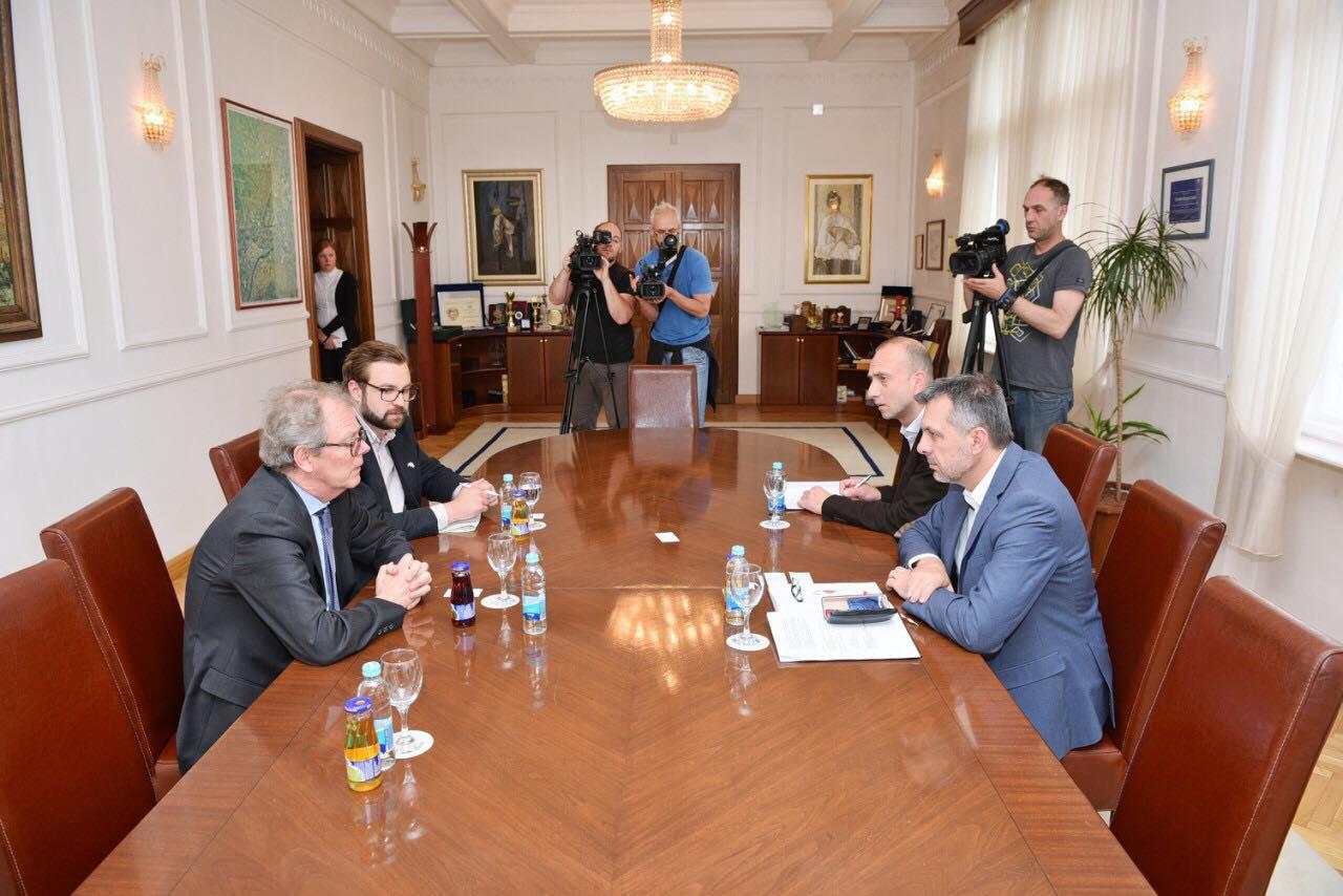 sastanak gradska uprava