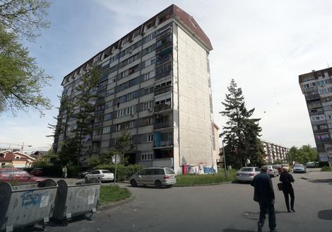 zgrada borik