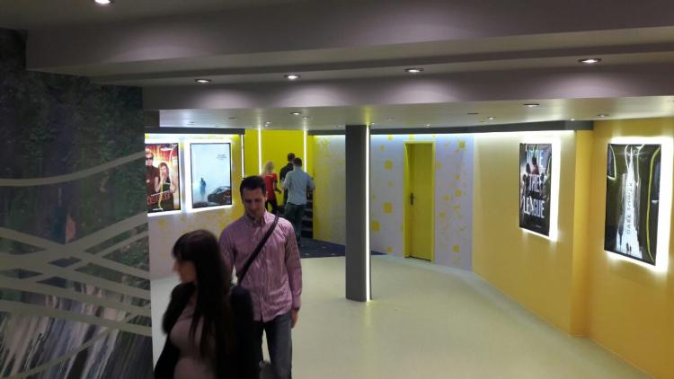 Cineplex palas