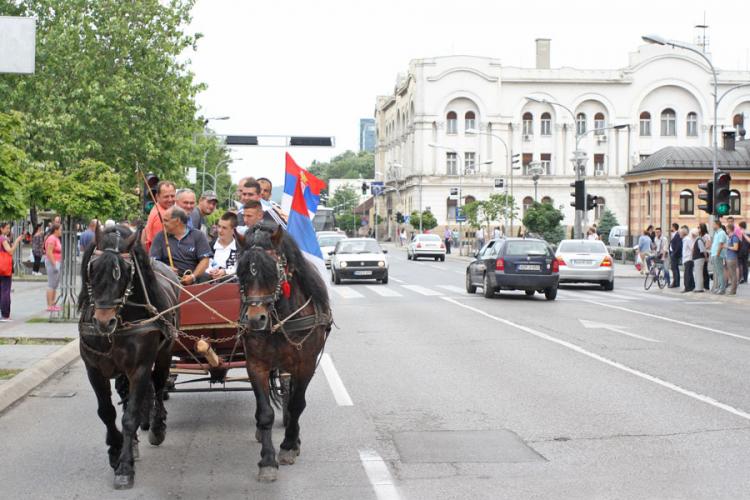 defile konja u banjaluci